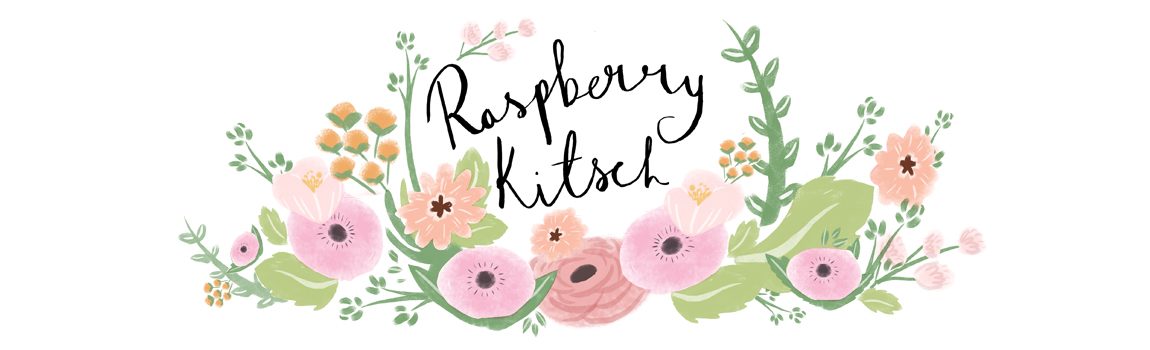 Raspberry Kitsch