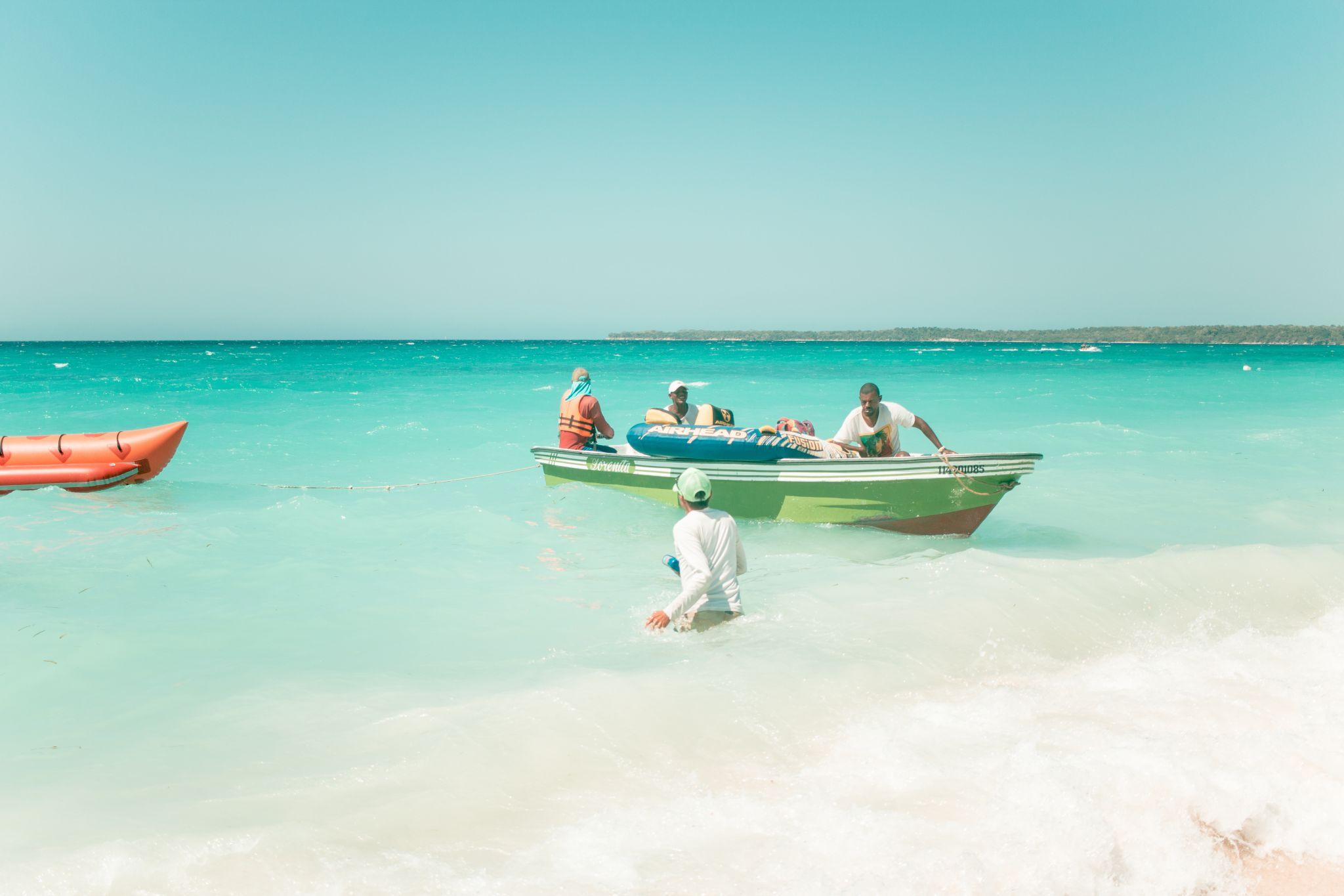 Cartagena Travel Guide Colombia Islas de Rosario Playa Blanca beach