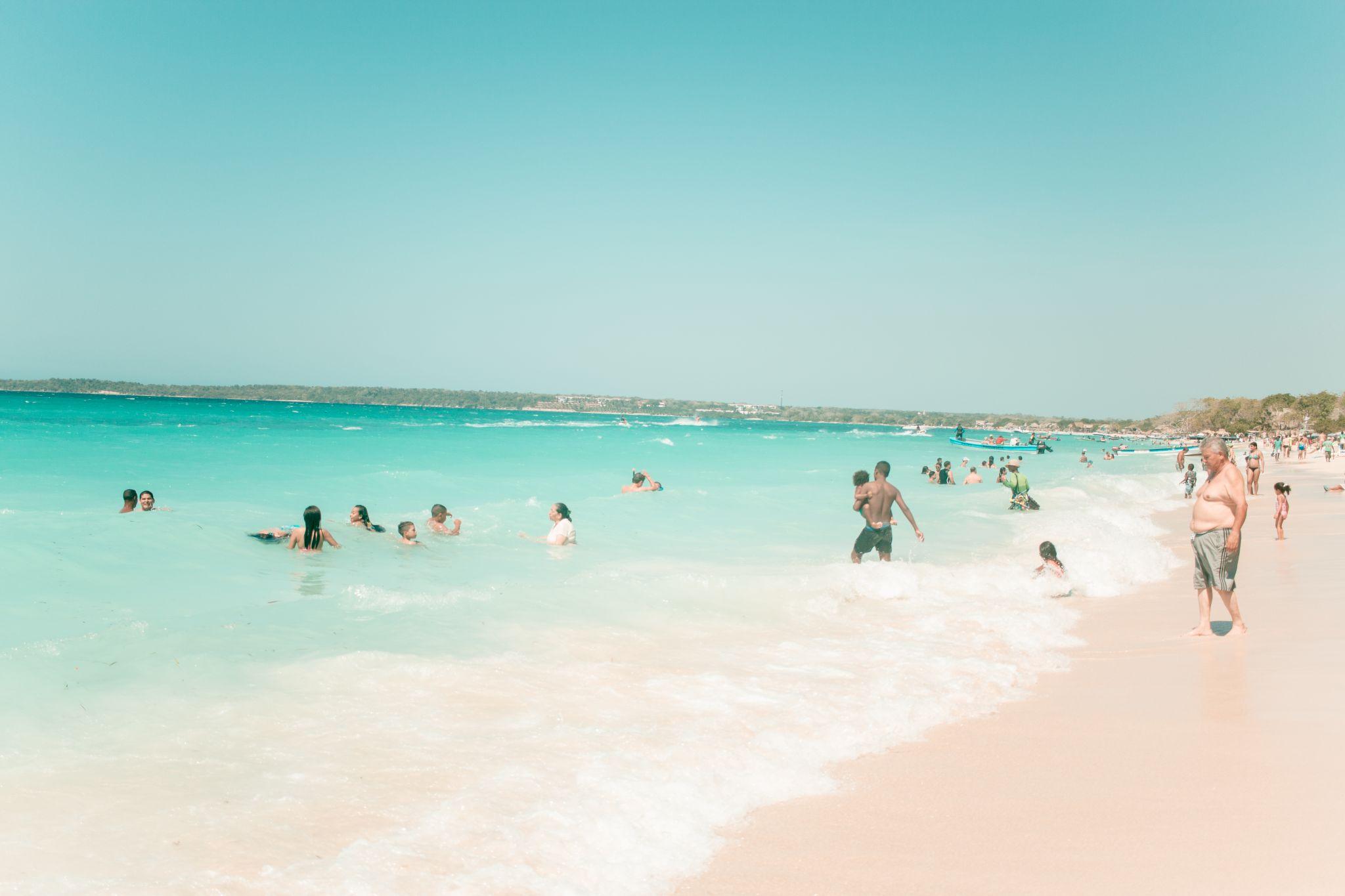 Cartagena Travel Guide Colombia Islas de Rosario Playa Blanca