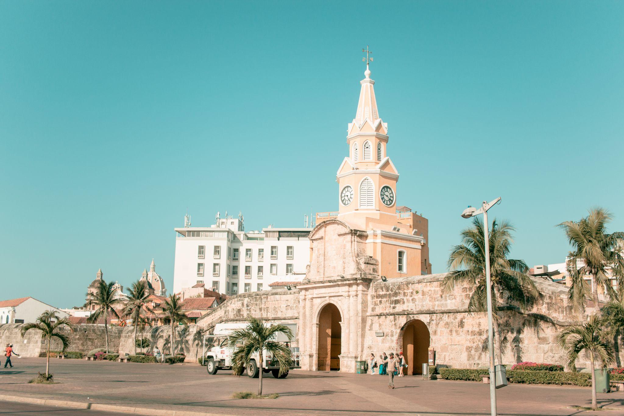 Cartagena Travel Guide Colombia Torre del Reloj