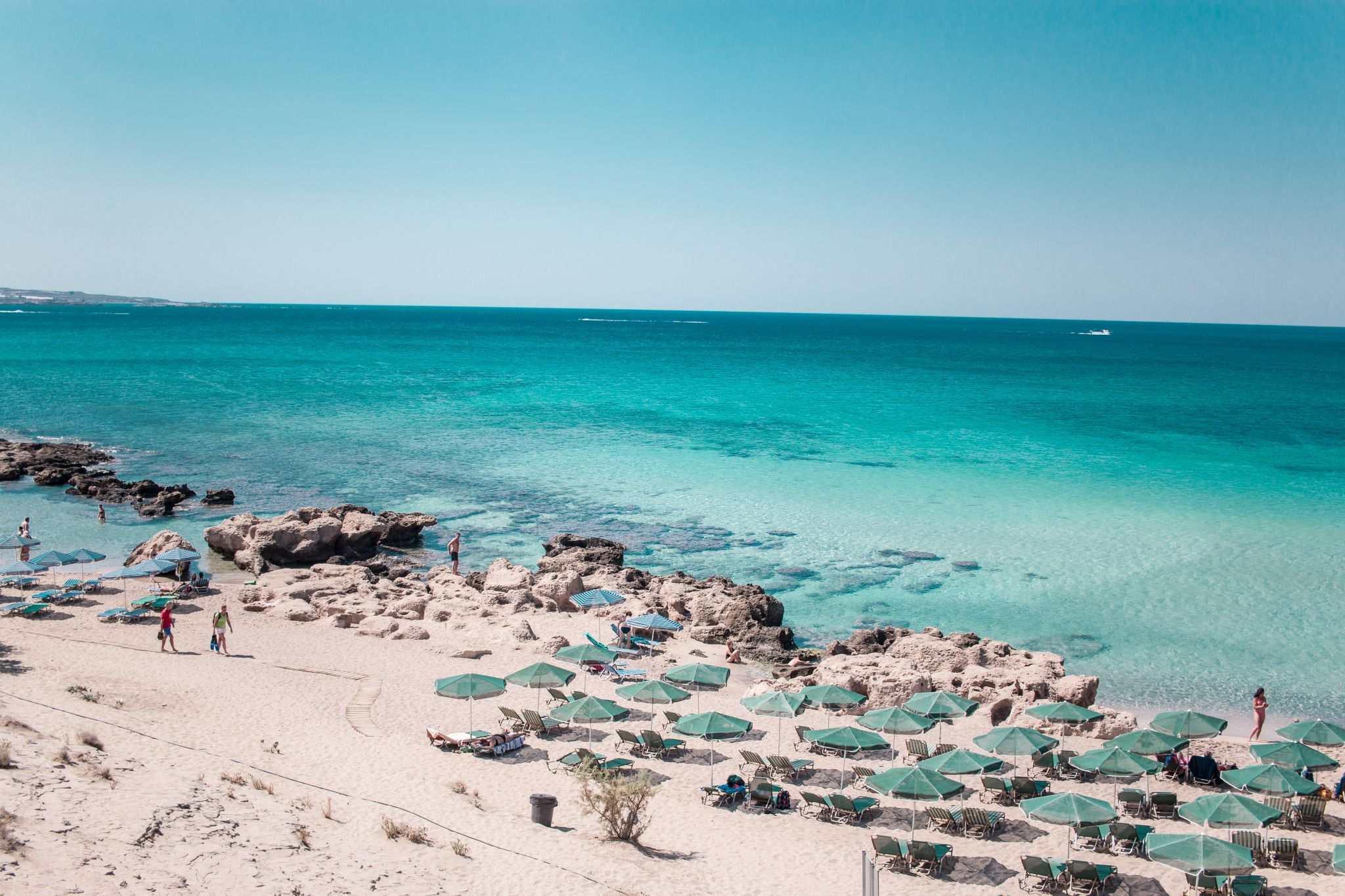 Crete Travel Guide: Phalasarna Beach