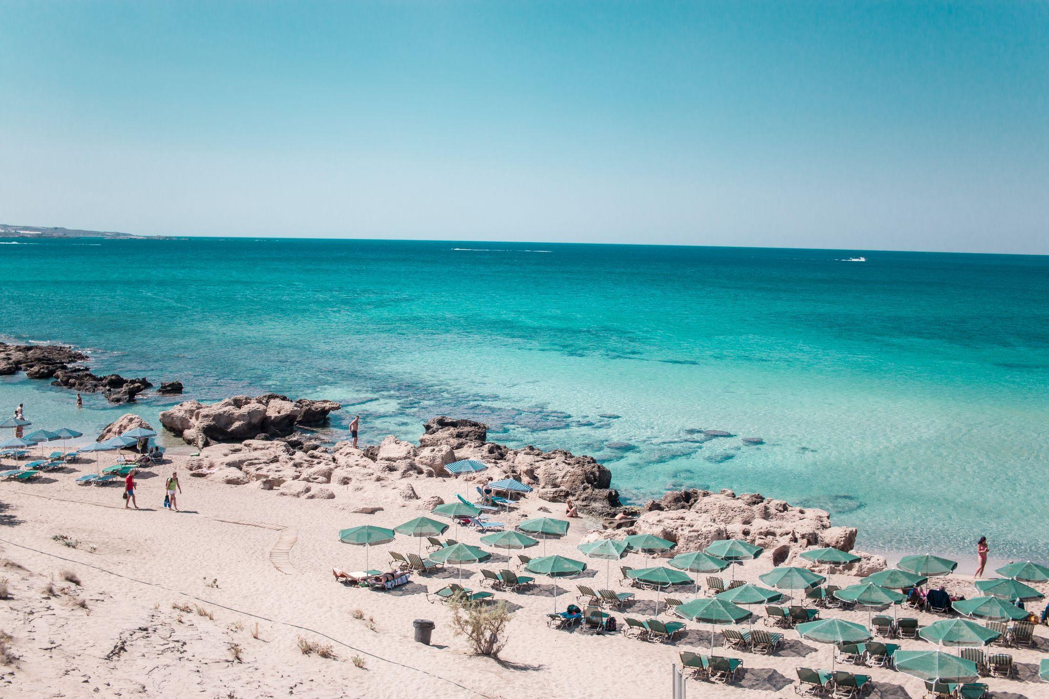 Crete Travel Guide: Phalasarna Beach