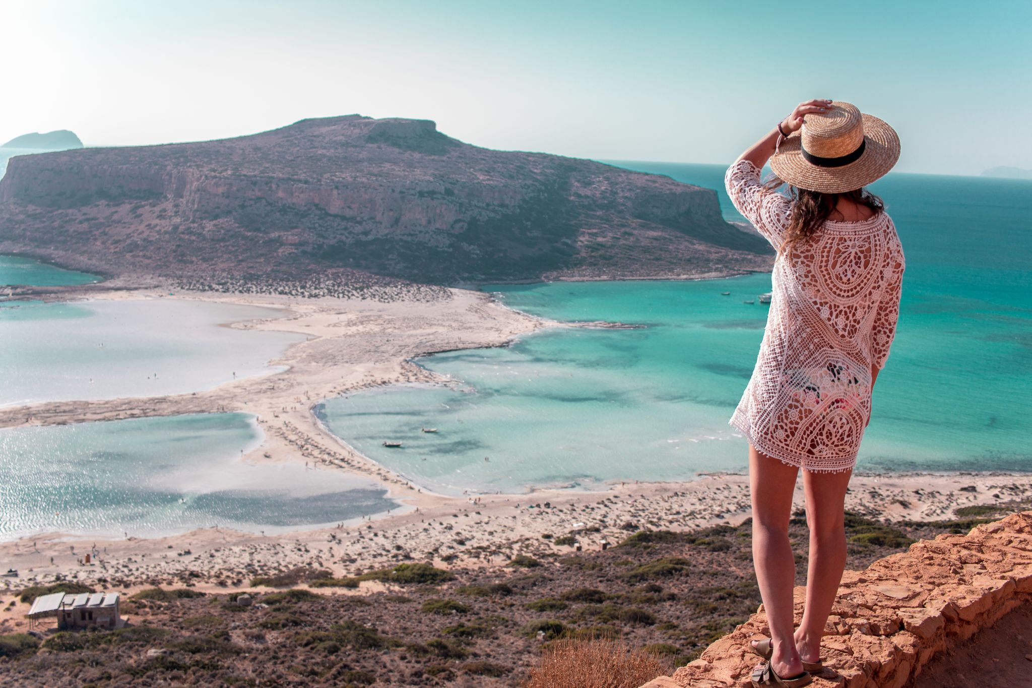 Crete Travel Guide: Balos Beach
