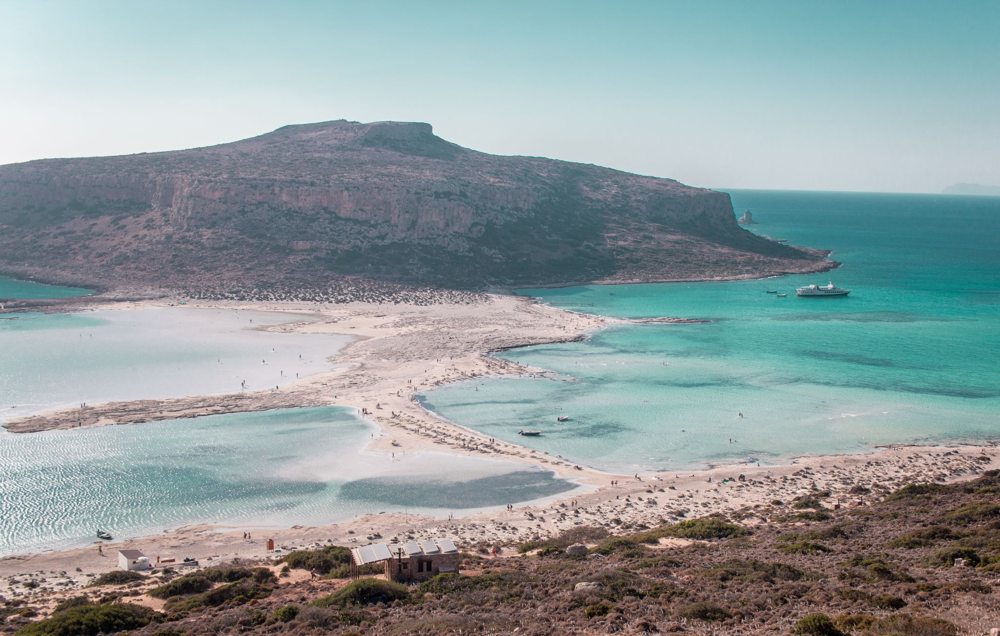 Crete Travel Guide: Balos Lagoon