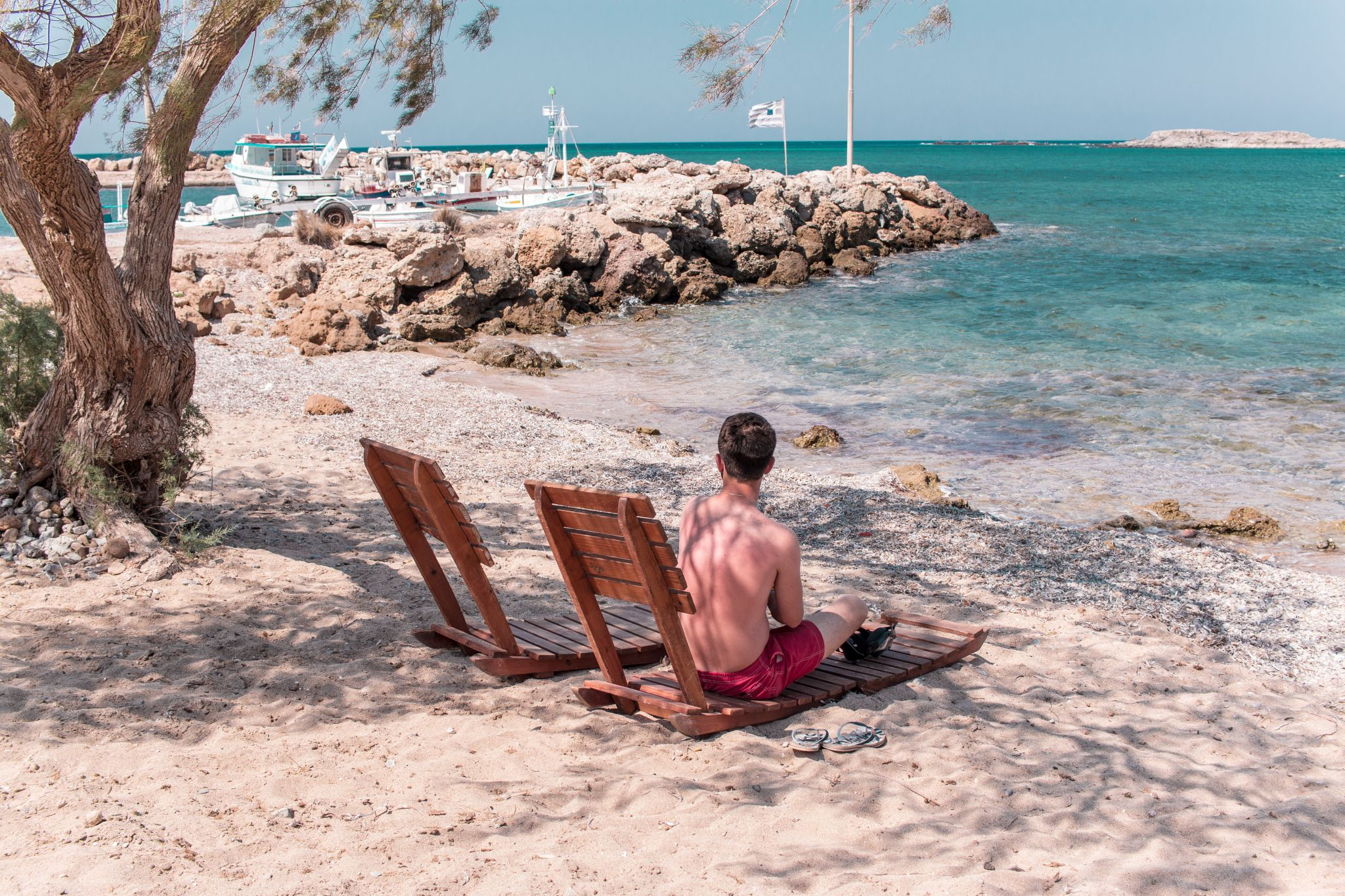 Crete Travel Guide Phalasarna