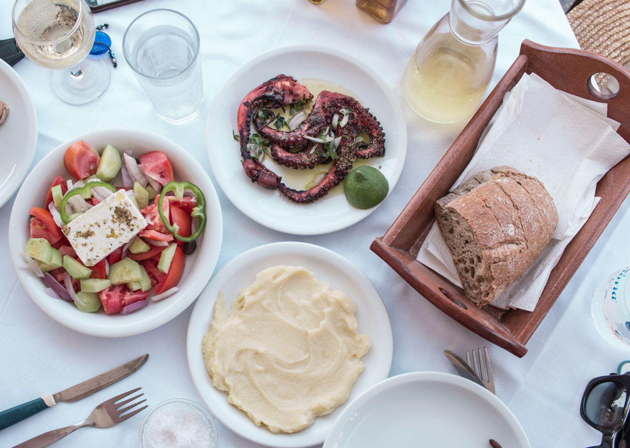 Crete Travel Guide Chania Greek Traditional Food