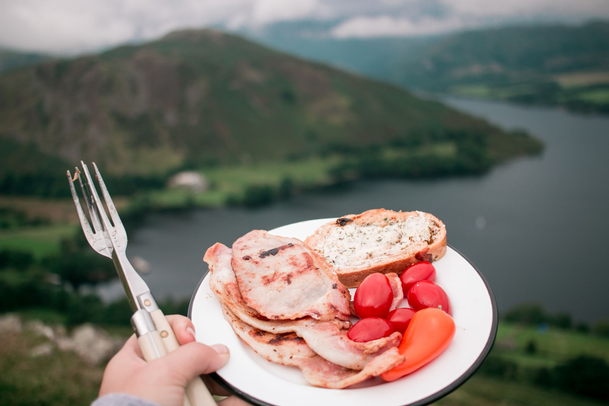 wild-camping-guide-lake-district-breakfast-camp