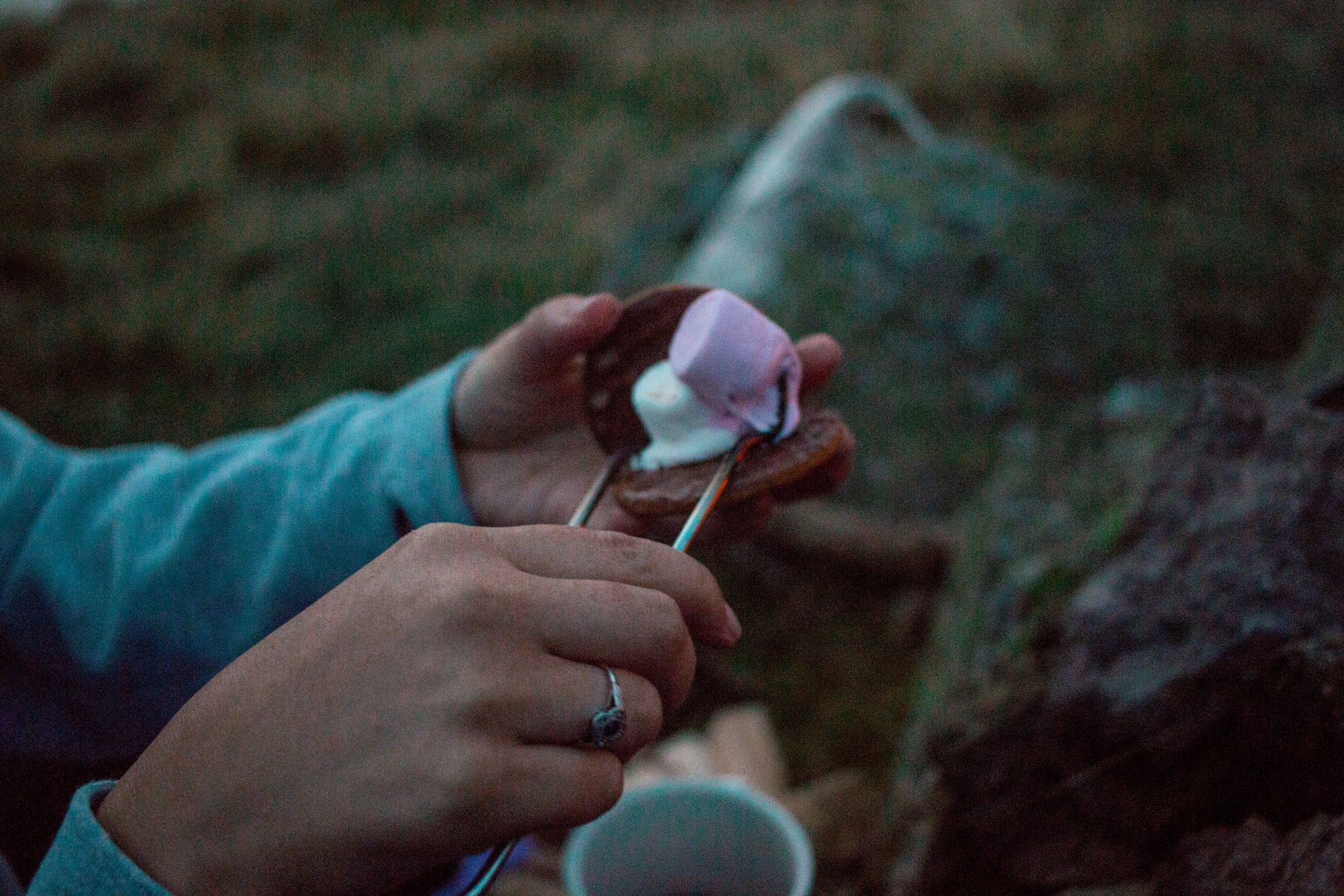 wild-camping-guide-lake-district-smore