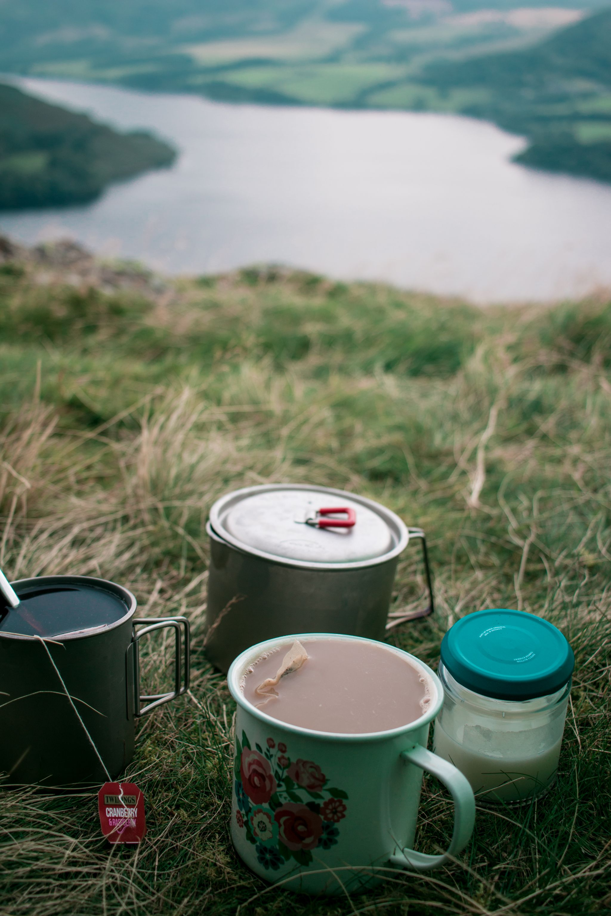 Travel: A Beginner's Guide to Wild Camping - Raspberry Kitsch