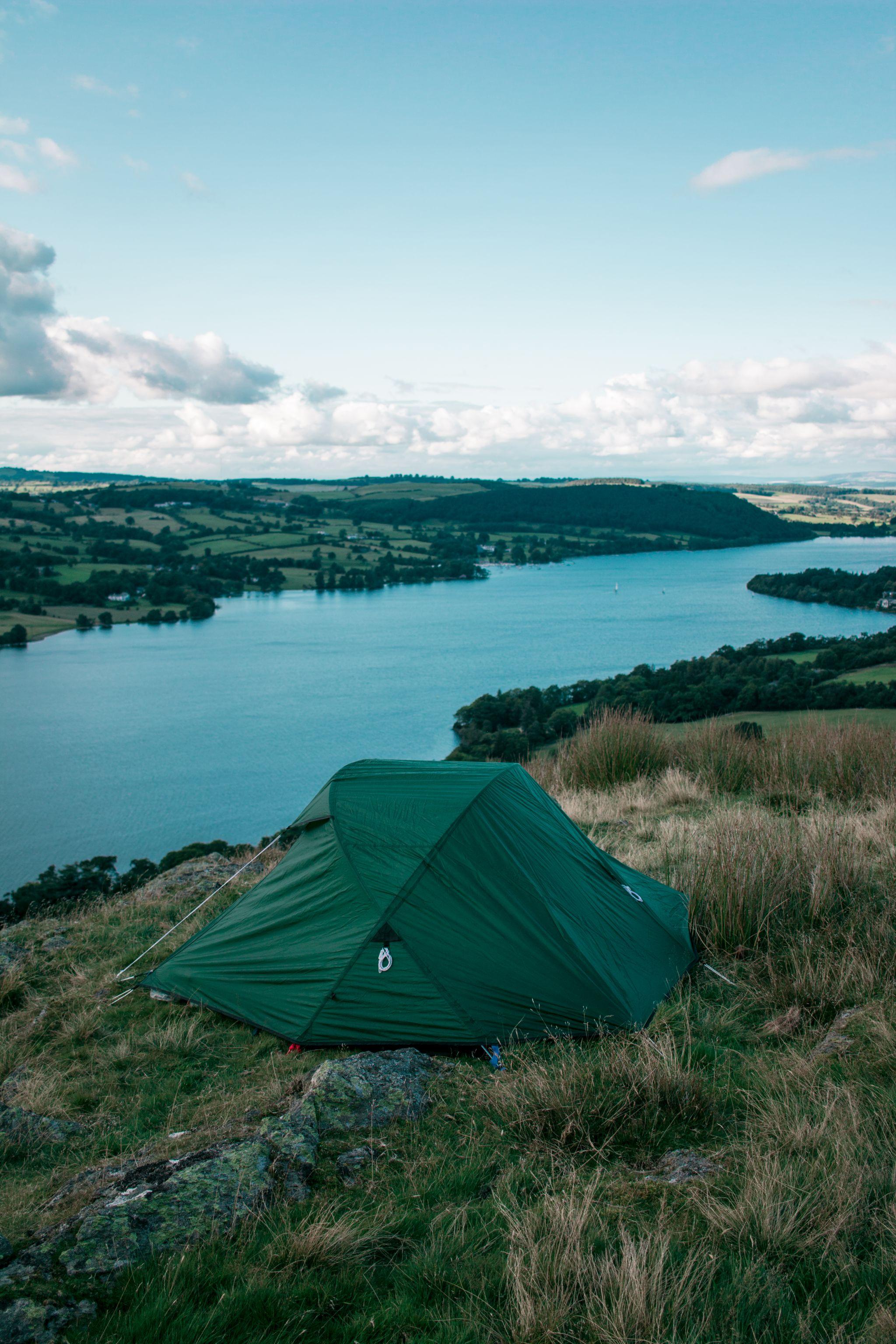 wild-camping-guide-lake-district-terra-nova-tent