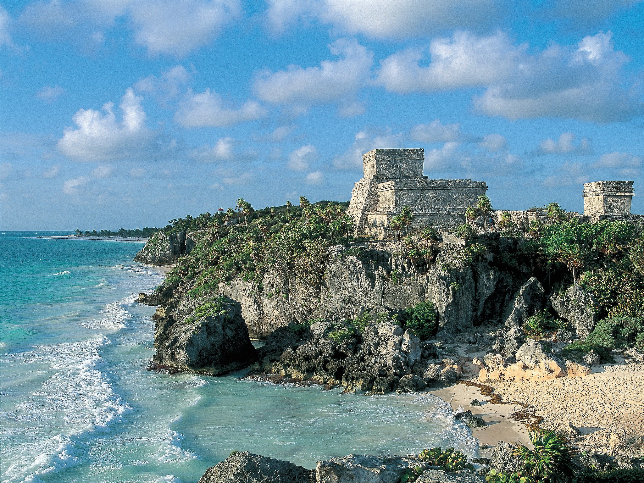 travel-wishlist-el-castillo-quintana-roo-tulum-mexico-conde-nast-traveler