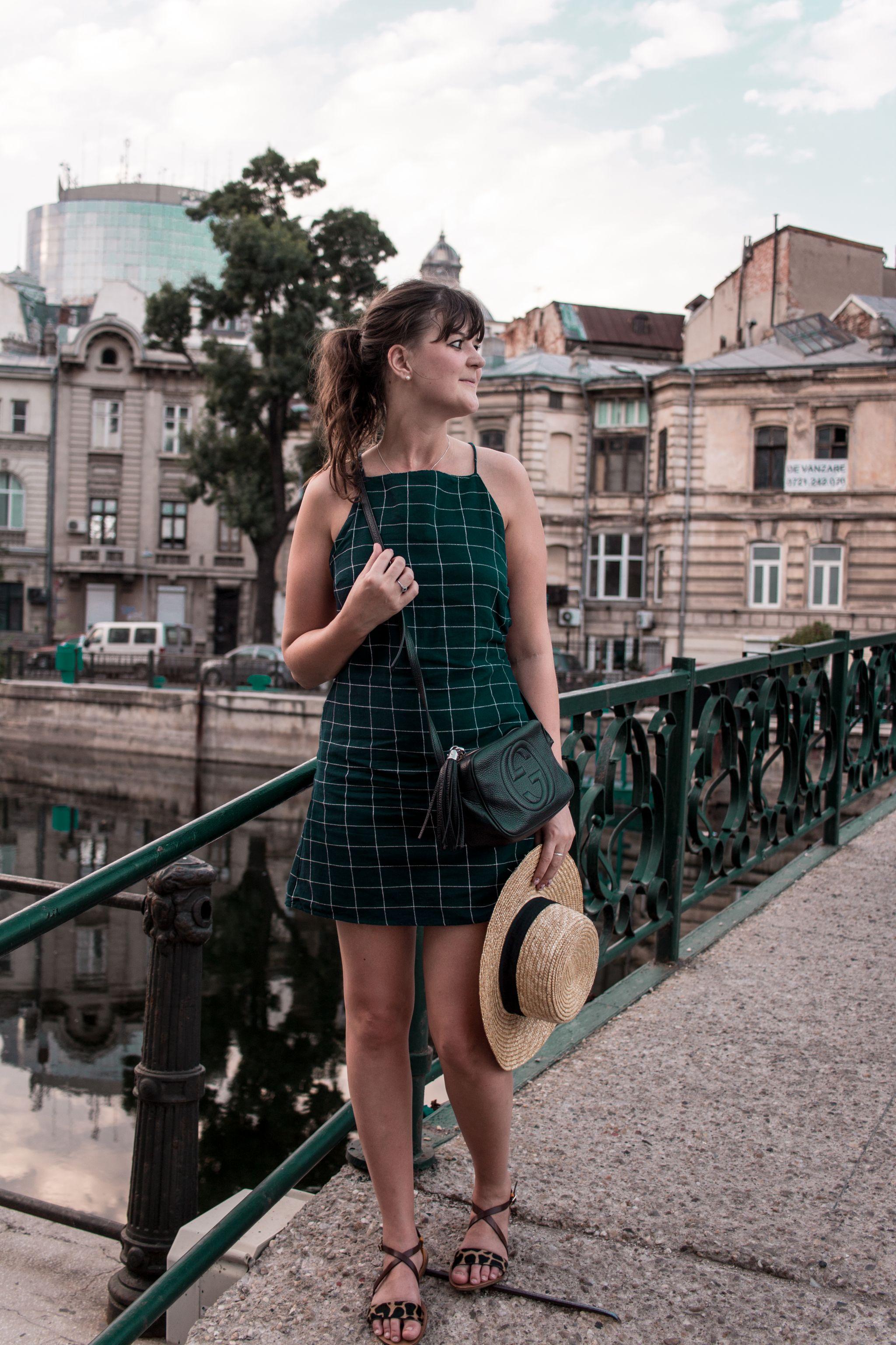 Bucharest Canals
