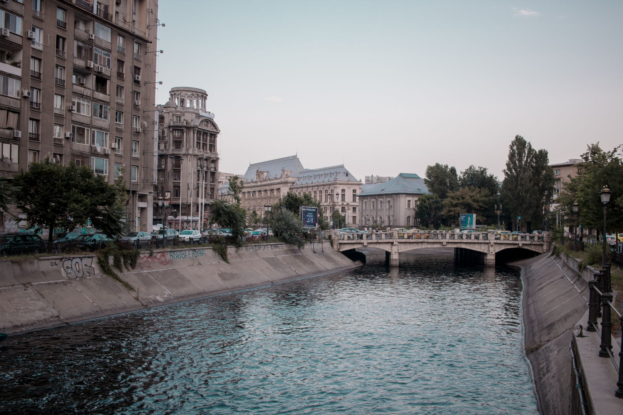 Bucharest River