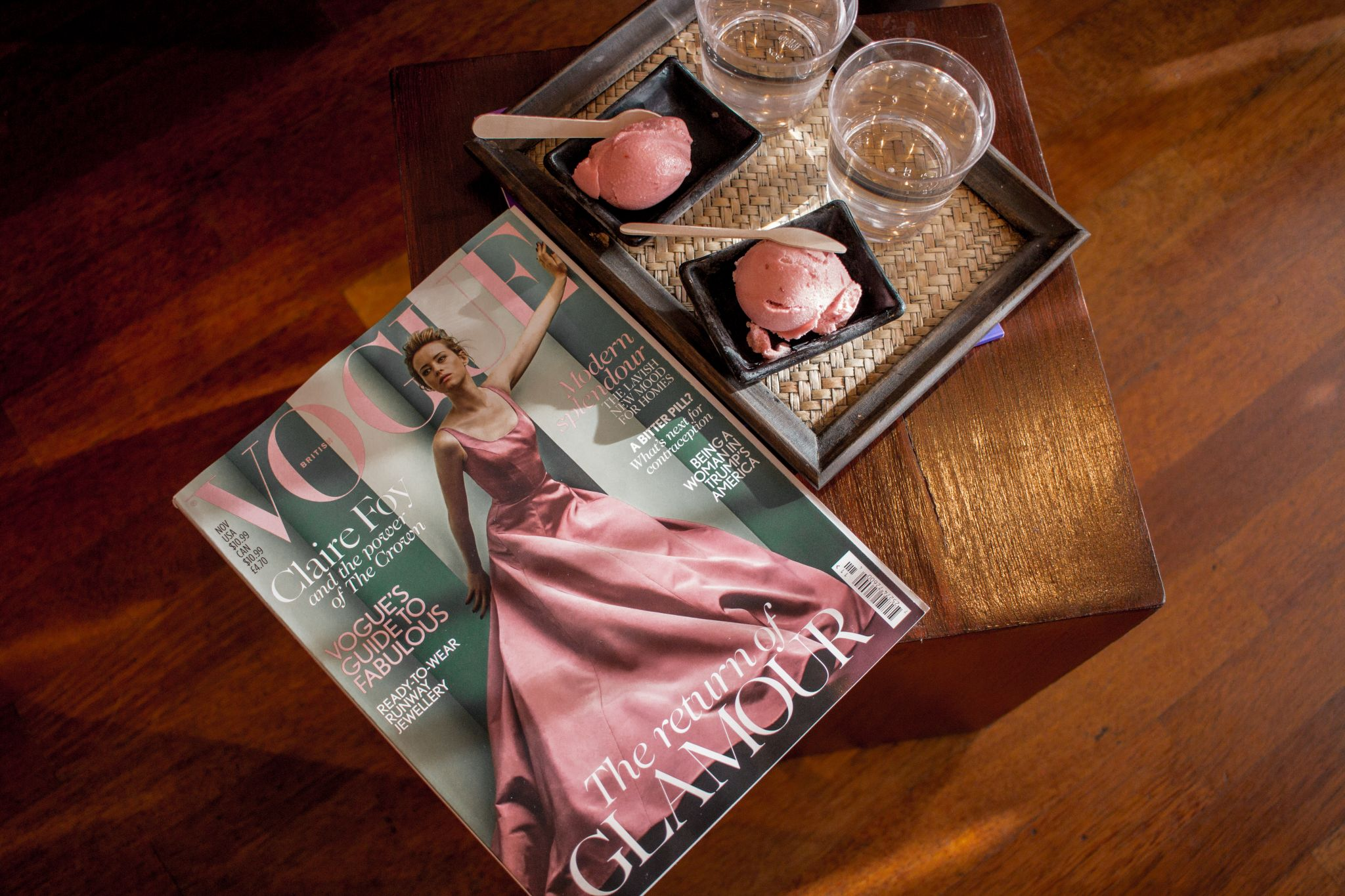 Seaham-Hall-Spa-County-Durham-Spa-Review-Vogue-Post-Spa-Sorbet