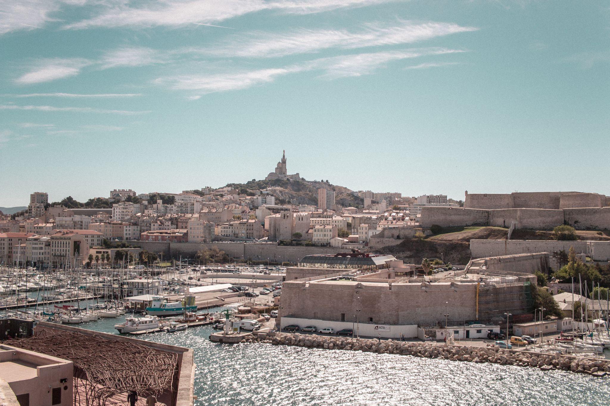 marseille-port-view