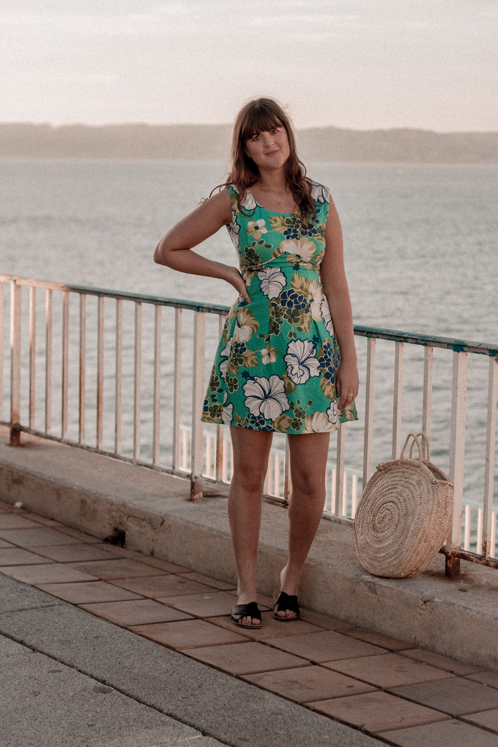 rokit-60s-vintage-floral-dress
