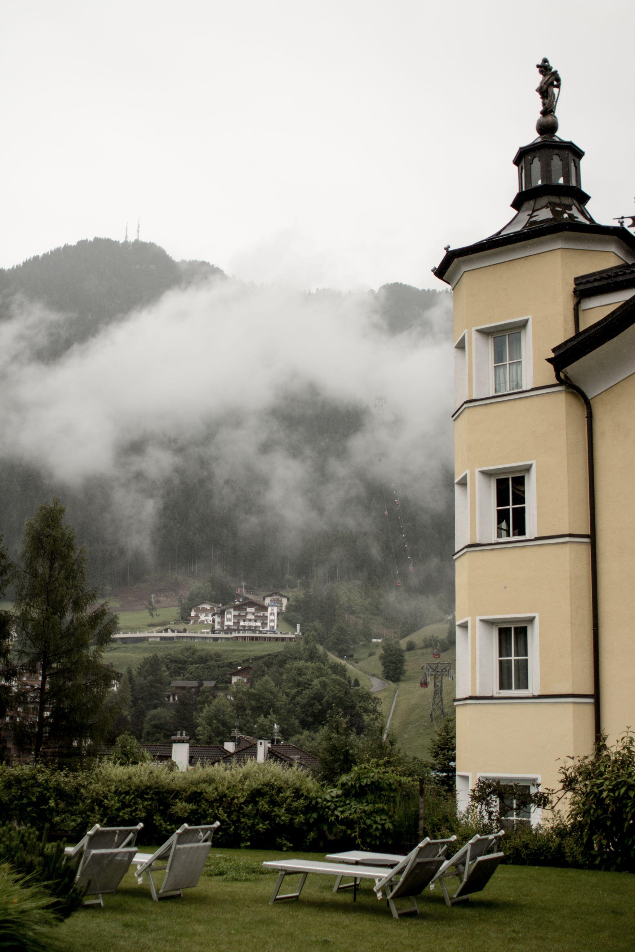 Adler Dolomites Hotel Ortisei Italy Hotel Review Exterior Shot
