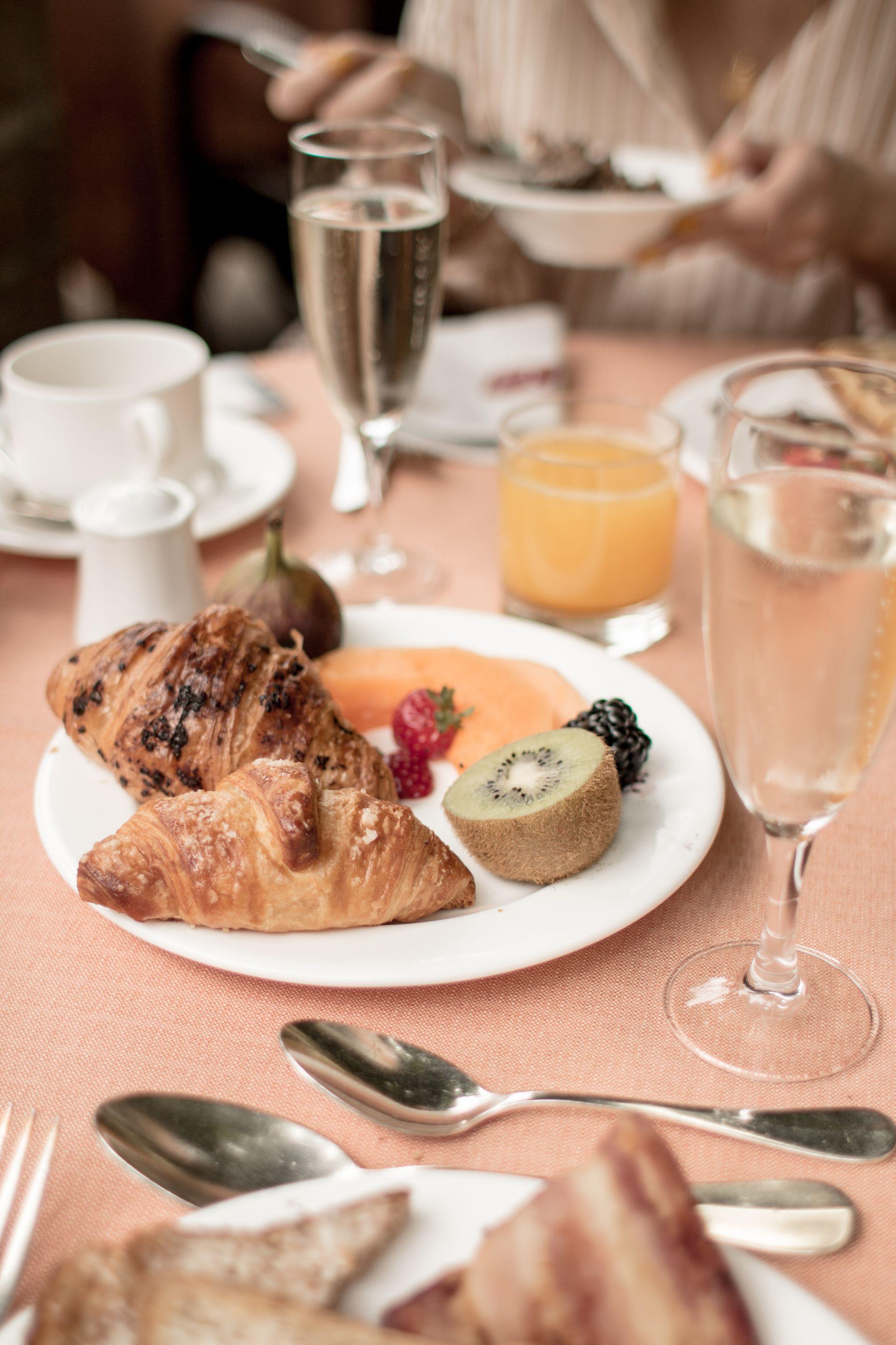 Adler Dolomites Hotel Ortisei Italy Hotel Review Italian Breakfast buffet