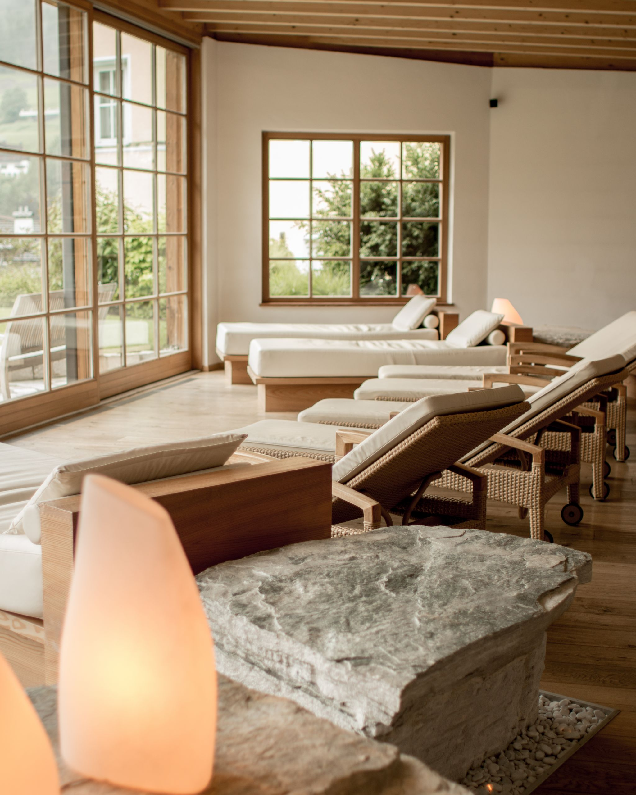 Adler Dolomites Hotel Ortisei Italy Hotel Review Sauna