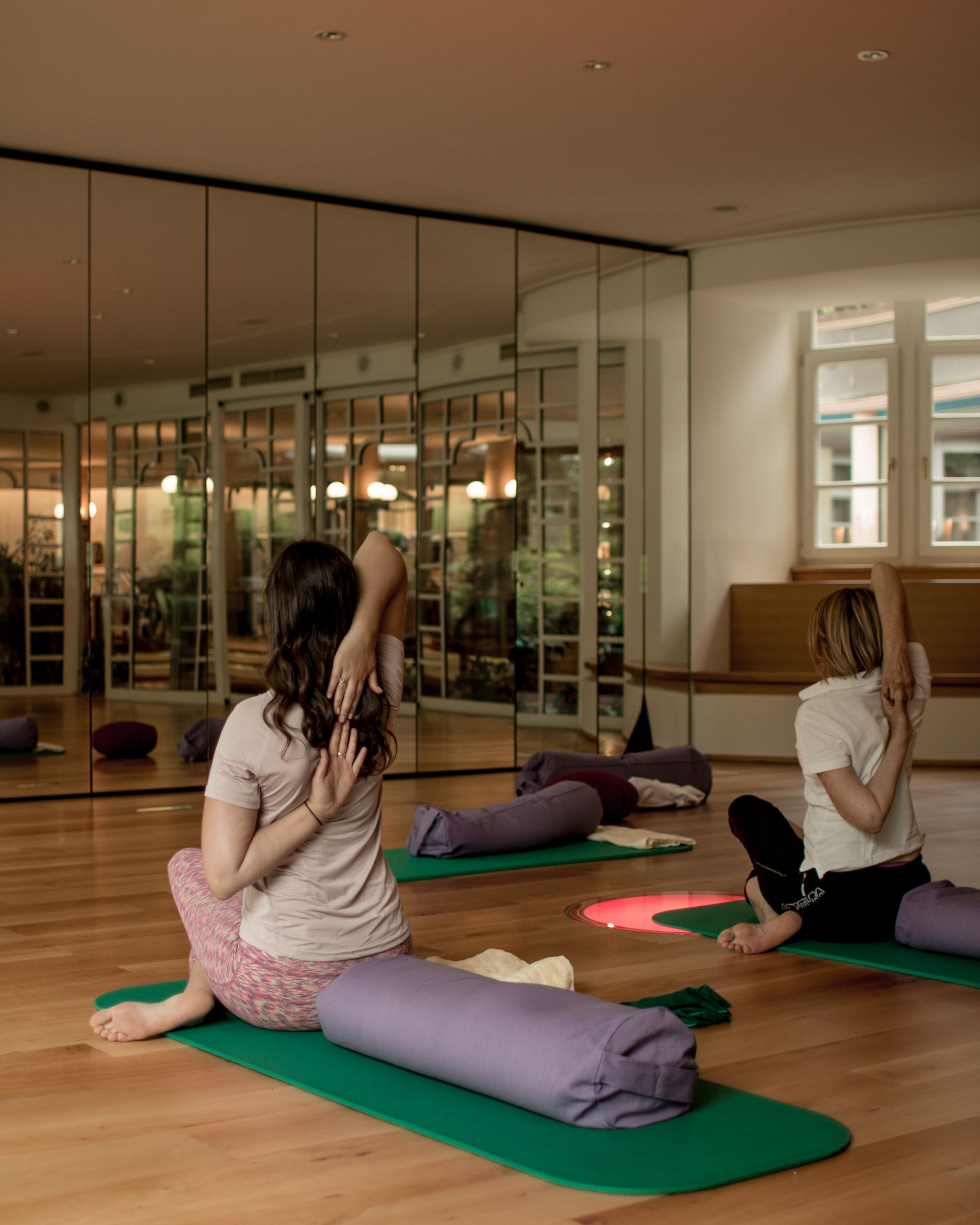 Adler Dolomites Hotel Ortisei Italy Hotel Review Yoga Retreat