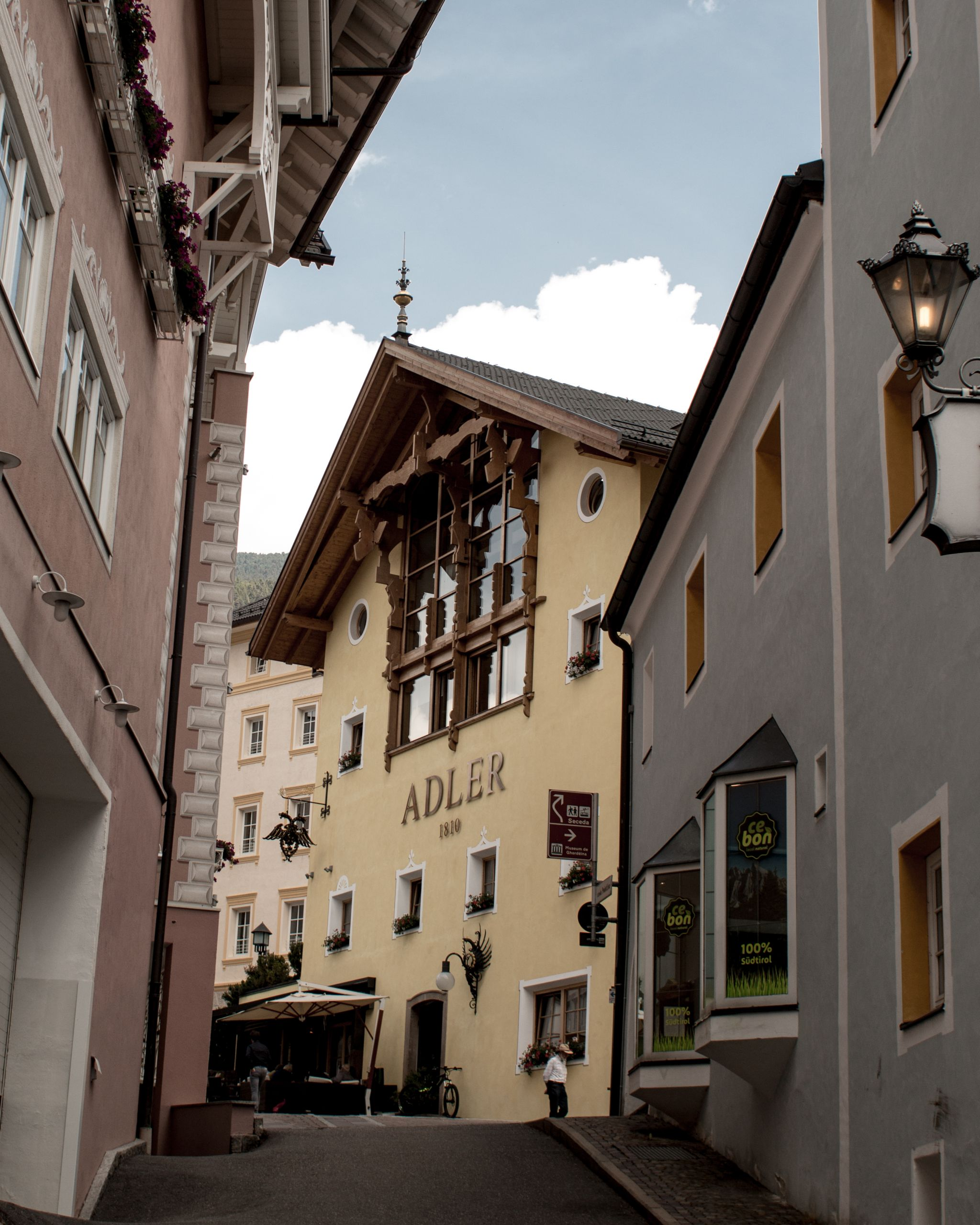 Adler Dolomites Hotel Ortisei Italy Hotel Review