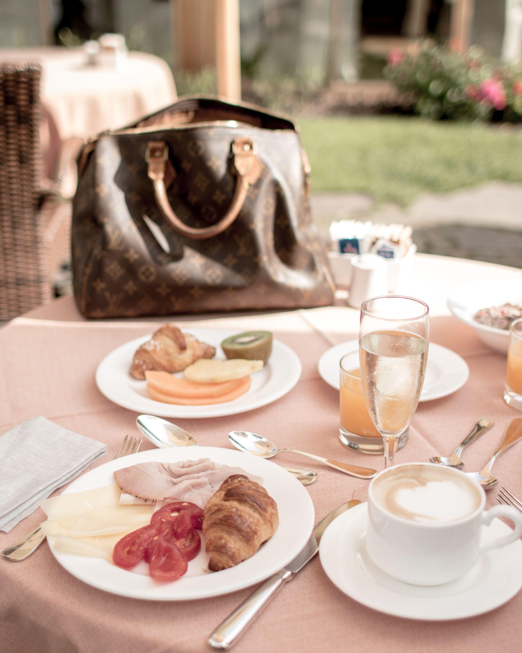 Adler Dolomites Ortisei Italy Mountains Gardens Breakfast