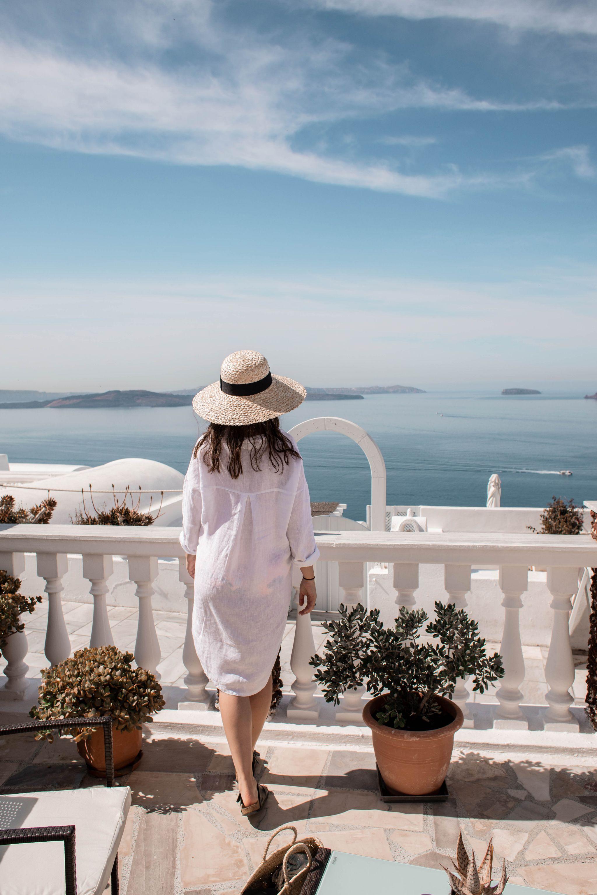 hannah layford brandalley laycuna linen white shirt dress santorini style