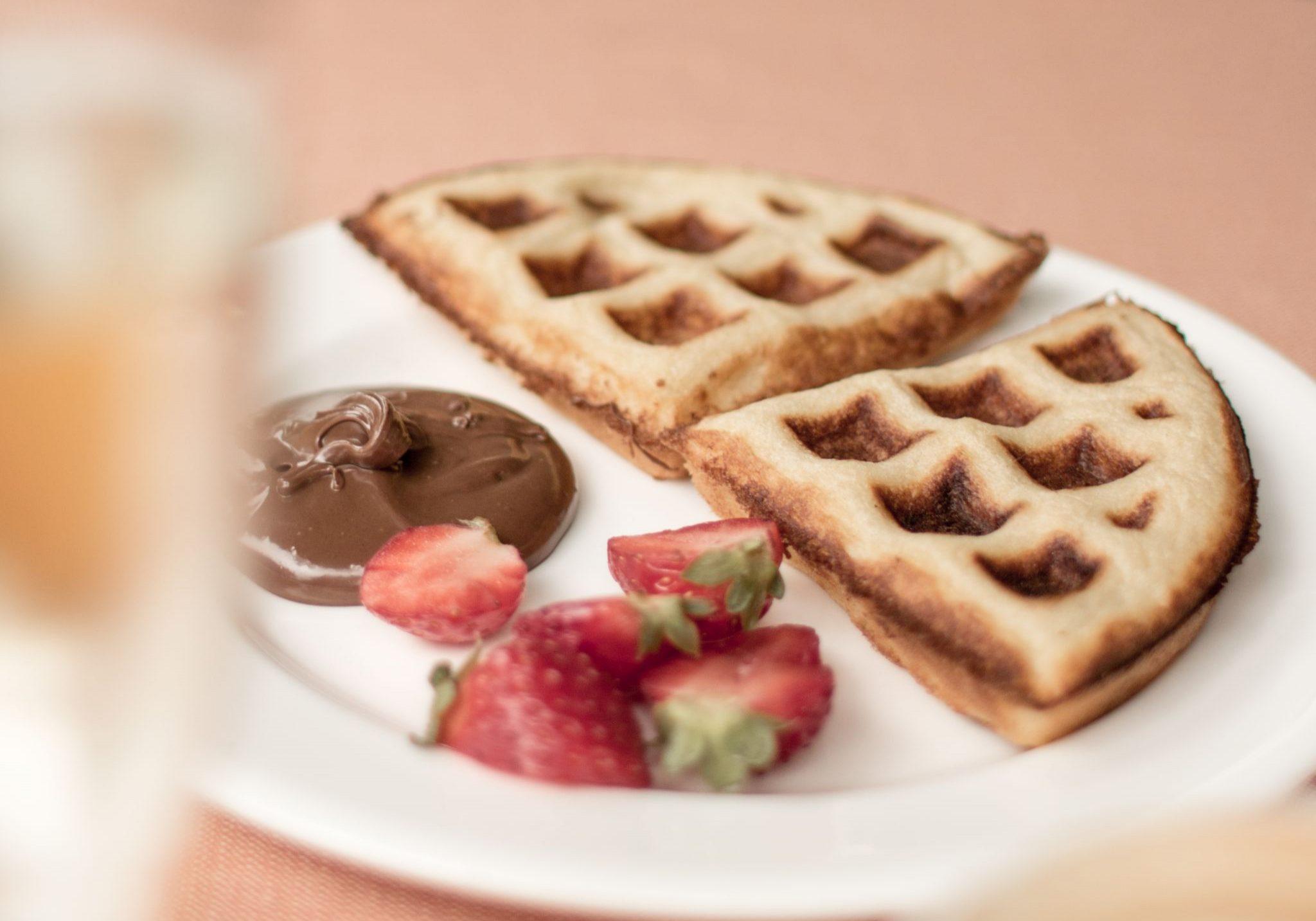 Adler Dolomites Hotel Ortisei Italy Hotel Review Italian Breakfast Nutella Waffles
