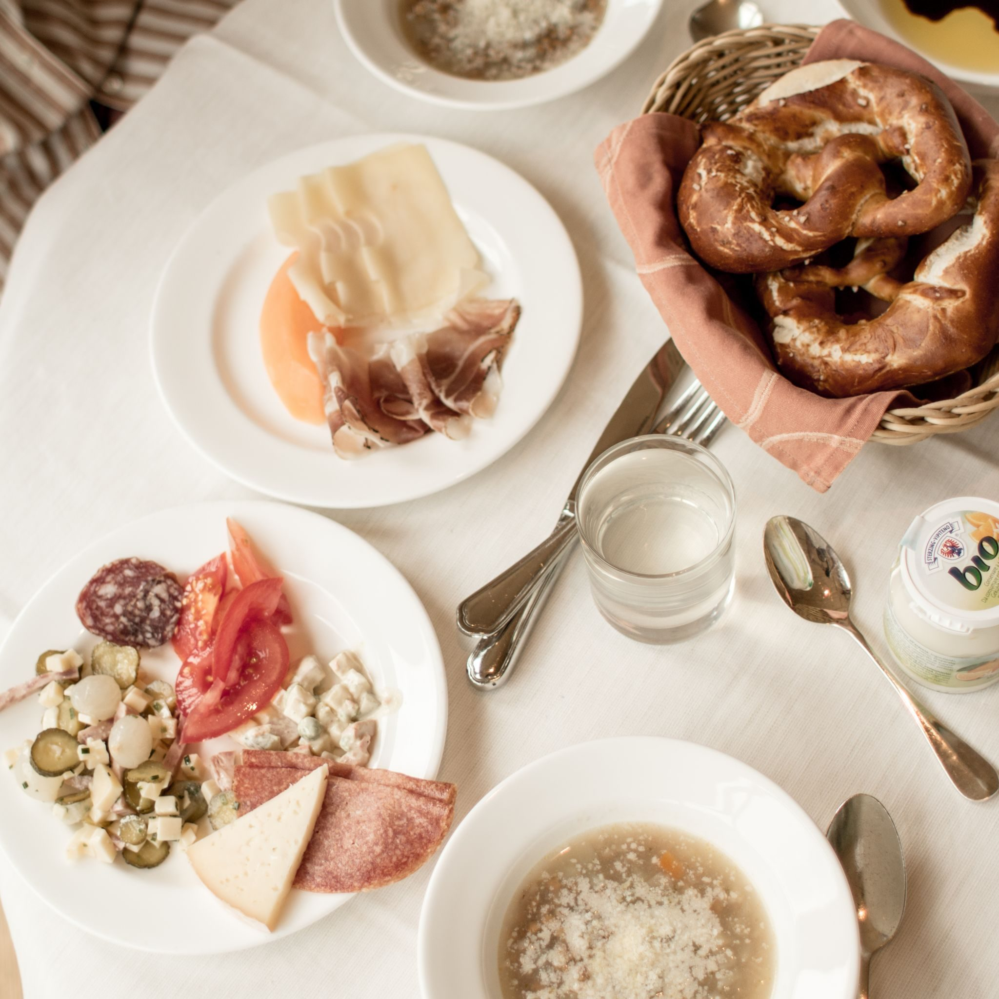 Adler Dolomites Hotel Ortisei Italy Hotel Review Lunch time