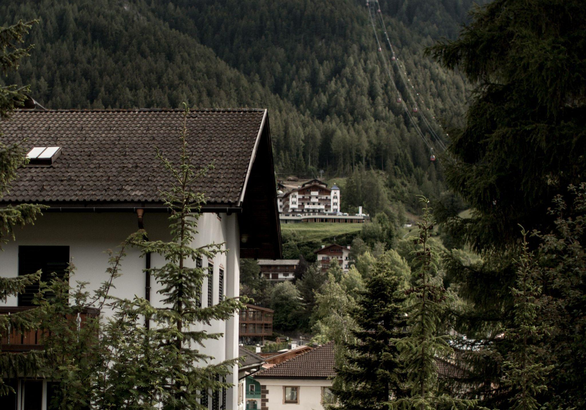 Adler Dolomites Ortisei Italy Mountains