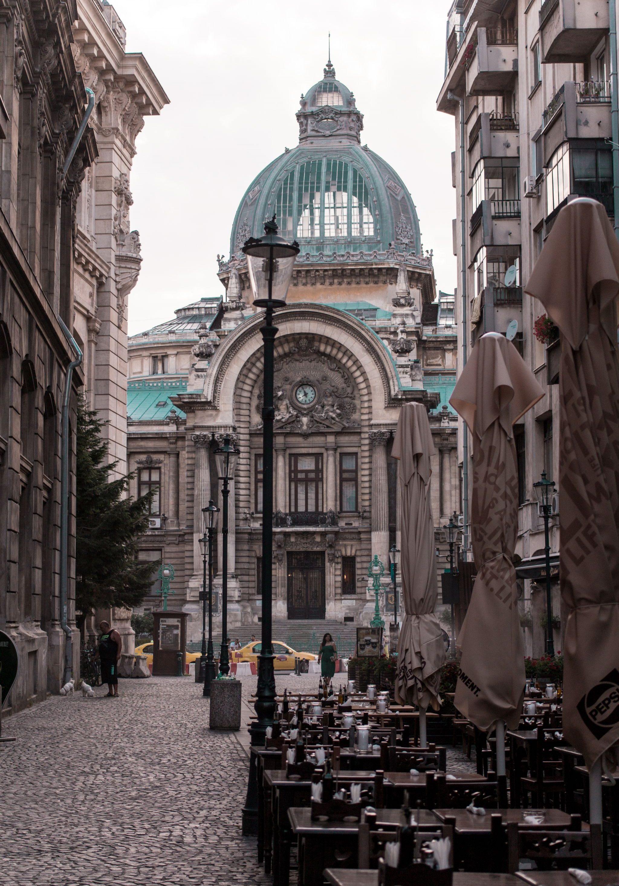 Bucharest Caru Cu Bere