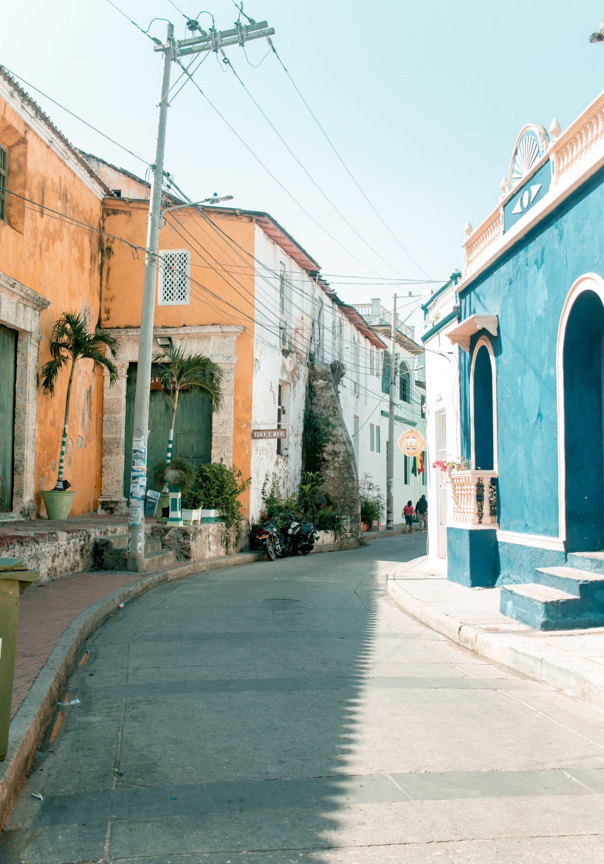 Cartagena Travel Guide Colombia Getsemani streets