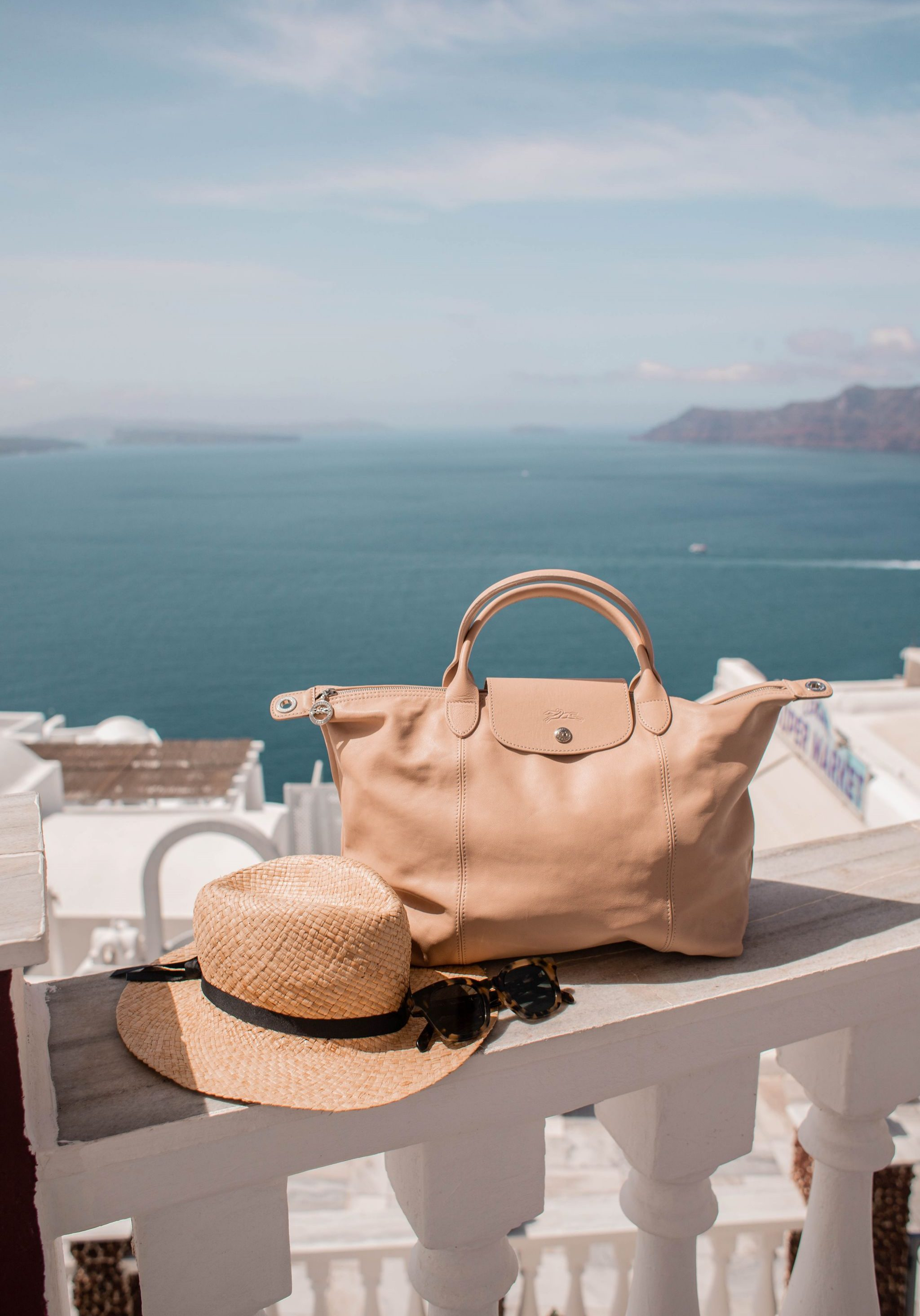 hannah layford brandalley longchamp leather bag santorini