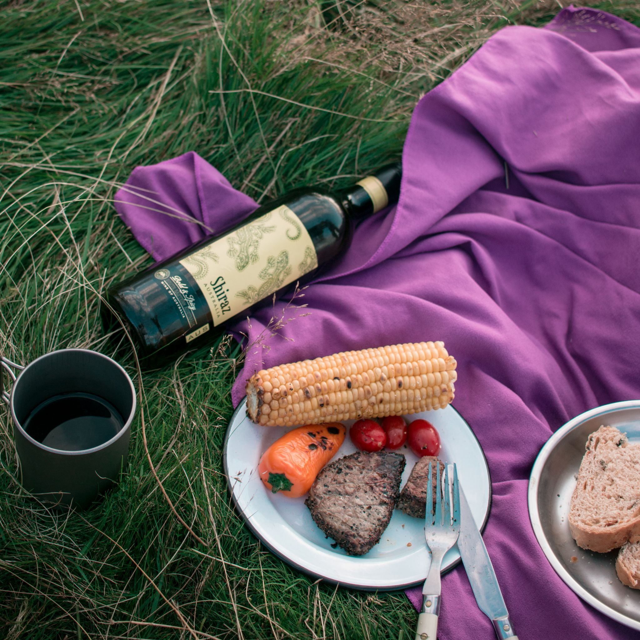 wild-camping-guide-lake-district-bbq