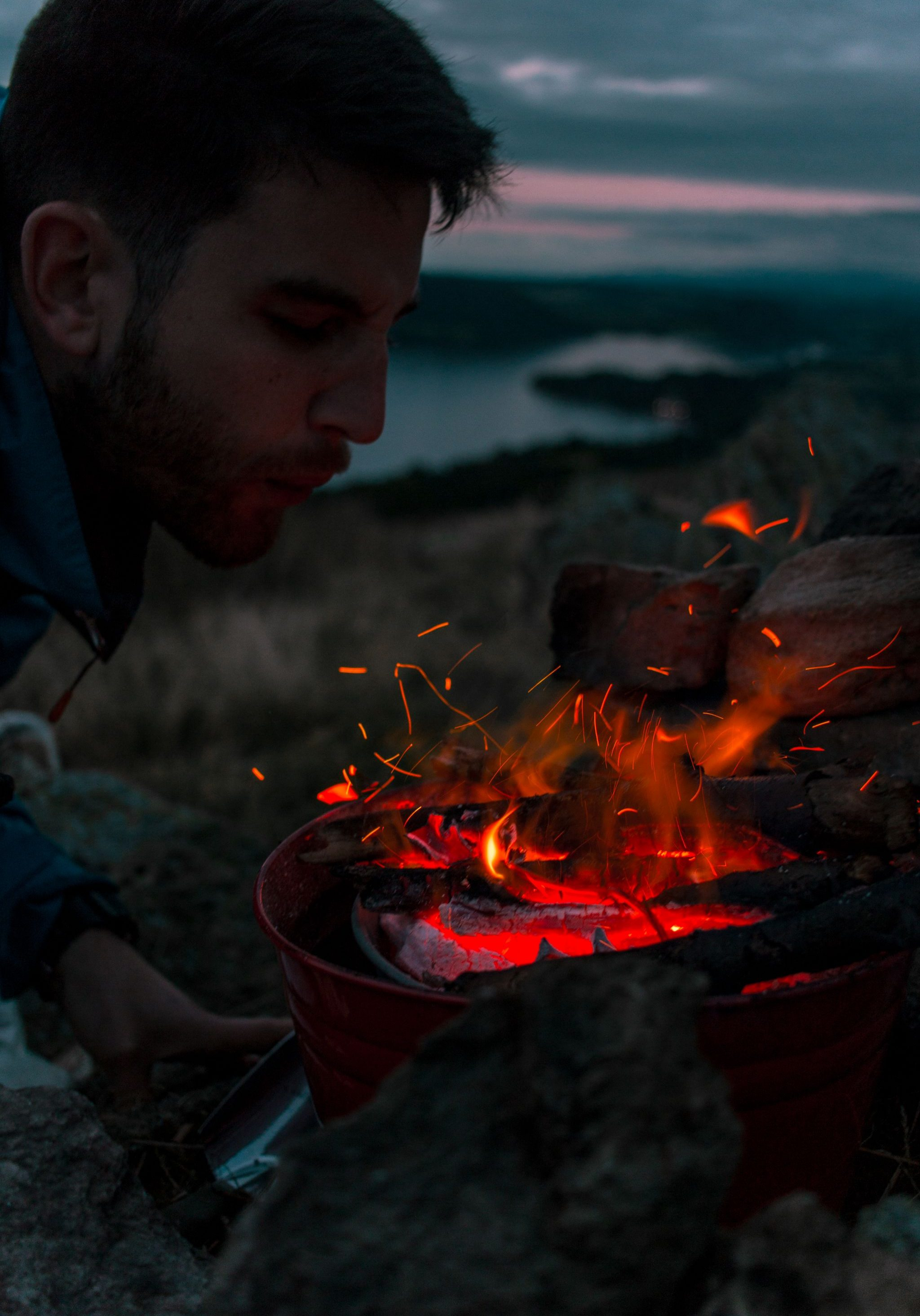 wild-camping-guide-lake-district-campfire 2