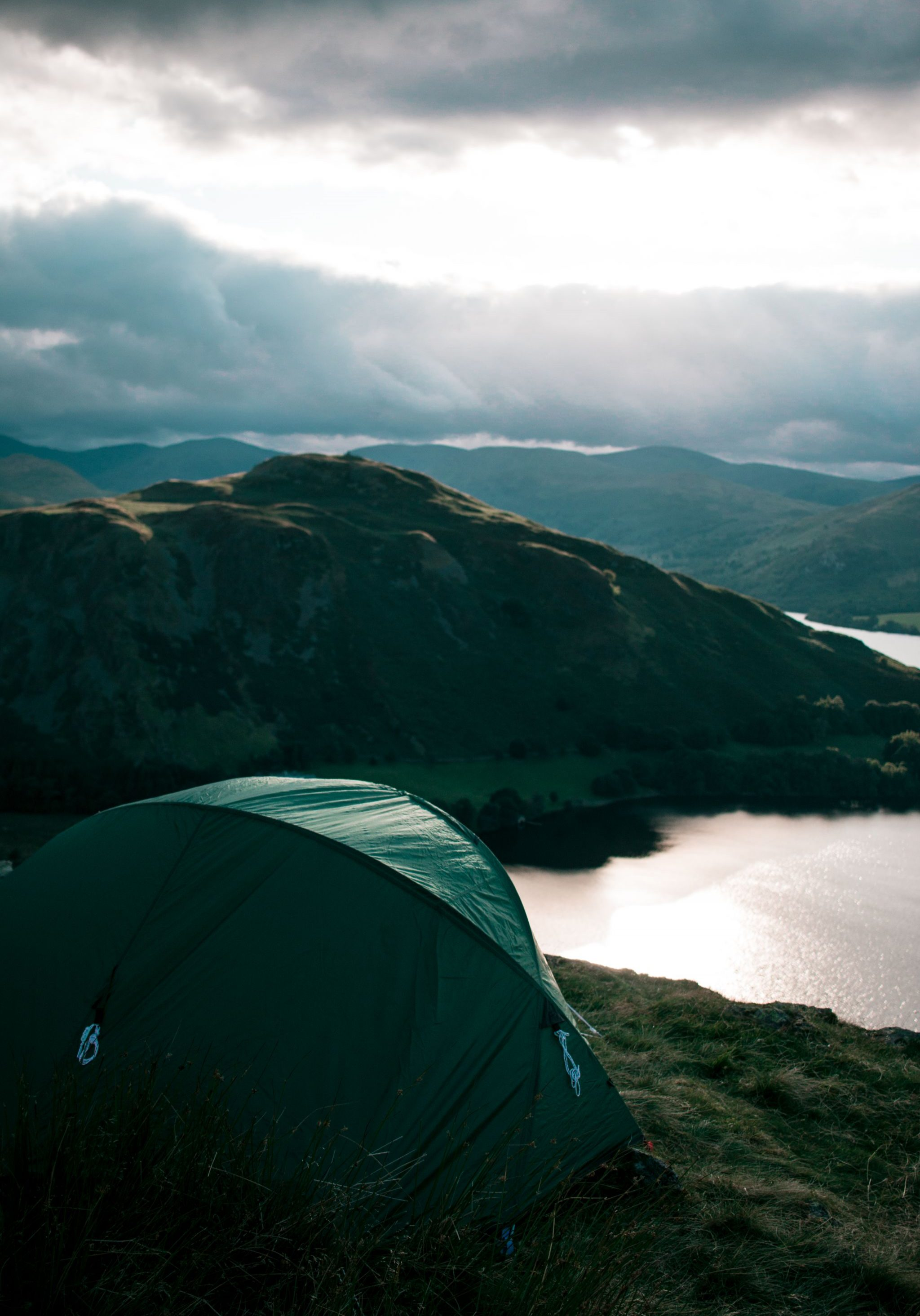 wild-camping-guide-lake-district-dusk